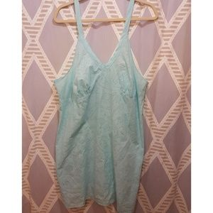 Cacique Sky Blue Nightgown